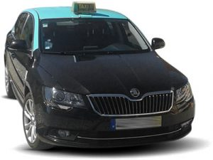Taxi from Lisbon to Cascais